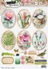 Studio Light Toppers - Romantic Botanic