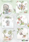 Marianne Design Klippark - Tropical Dreams