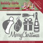 Yvonne Creations Dies - Bubbly Girls Christmos