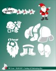 by Lene - Dies - Santa Claus