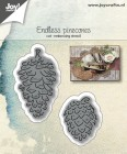 Joy Craft Dies - Endless pinecones