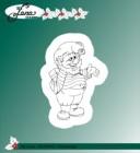 by Lene - Clearstamp - Christmas Elves