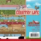 Yvonne Creations Pappersblock - Country Life - Country Life Frame