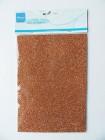 Marianne Design Papper - A5 - Glittrigt bronsfärgat