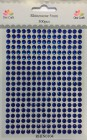 Dixi Craft - Rhinestone, 5 mm - Mörkblå