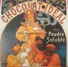 Servett Chocolat cocktaisize