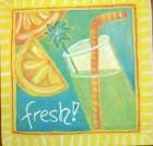 Servett Fresh drink