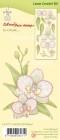 LeCreà Clearstamps - Orchide