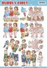 Yvonne Creations 3D Klippark - Bubbly Girls