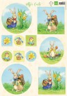 Marianne Design Klippark - Hetty´s Easter
