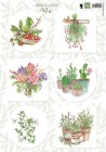 Marianne design Klippark - Herbs & Leaves 2