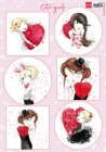 Marianne Design Klippark - Cute Girls