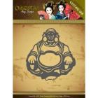 Amy Design Dies - Oriental - Happy Buddha