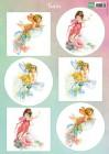 Marianne Design Klippark - Flower Fairies 2