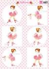 Marianne Design Klippark - Ballerina