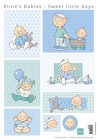 Marianne Design Klippark - Eline´s Babies - Sweet little boys