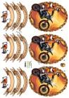 Dan design 3D Klippark - Motorcross