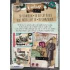 Studiolight Block 3D Utstansat - Vintage Gents
