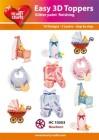 Easy 3D Utstansat - Newborn
