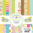 Doodlebug Pappersblock - Sweet Summer