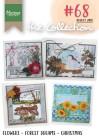 Marianne design inspirationshäfte - the Collection #68