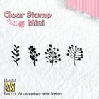 Nellie Snellen - Clearstamps - Mini - Berries