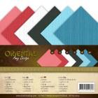 Amy design - Pappersblock - Oriental