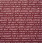 Gummiapan papper - Grattis på olika språk, 2 färger - 4 st