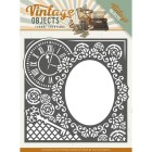 Yvonne Creations Dies - Vintage Objects - Endless Times Frame
