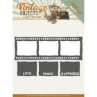 Yvonne Creations Dies - Vintage Objects - Film Strip