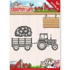 Yvonne Creations Dies - Country Life Tractor