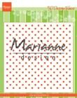 Marianne Design Embossingfolder - Polka Dots