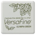 Tsukineko - Versafine ink pad small – Olympia Green