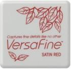 Tsukineko - Versafine ink pad small – Satin Red