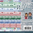 Yvonne Creations Pappersblock - Wild Boys
