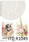 Itd Collection - Rice decoupage paper R1049 A4