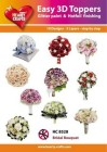 Easy 3D utstansat - Bridal Bouquet