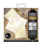 Crafter's Companion Foil Transfers - Modern Mandalas