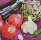 Servett Potpurri, grönsaker