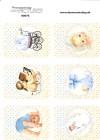 Dan design Klippark - Babymotiv, pojke