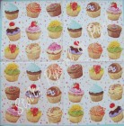 Servett Cupcakes