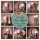 Dixi Toppers - Ölglas, ej i färg