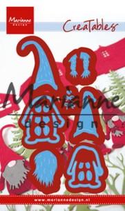Marianne Design - Dies - CreaTables - Tomte Gnome - Marianne Design - Dies - CreaTables - Tomte Gnome