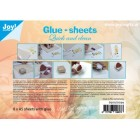 Joy - Glue-sheets Ouick and clean
