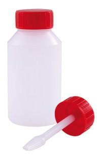 Flaska m pensel, 100 ml - Flaska m pensel, 100 ml