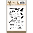 Jeaninés Art - Clearstamps - Birds & Flowers