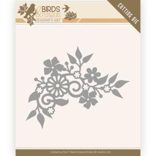 Jeanine´s Art - Dies - Birds & Flowers - Birds Corner - Jeanine´s Art - Dies - Birds & Flowers - Birds Corner