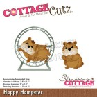 Cottage Cutz Dies - Happy Hamster