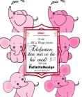 Felicita Design Toppers - Elefanten den må vi da ha med 3