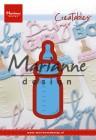 Marianne Design - Dies - Baby Bottle